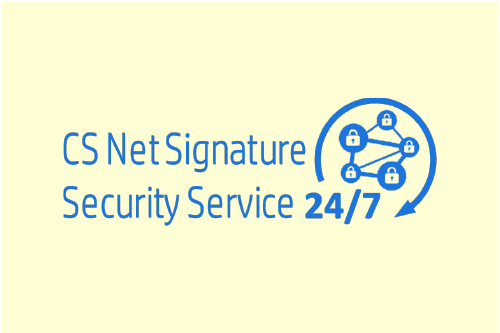 CS Net Signature Security Service